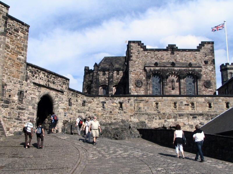 Conoce el Castillo de Edimburgo 2
