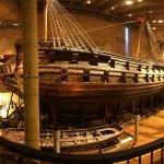 Conoce el Museo Vasa en Estocolmo