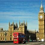El famoso Big Ben de Londres
