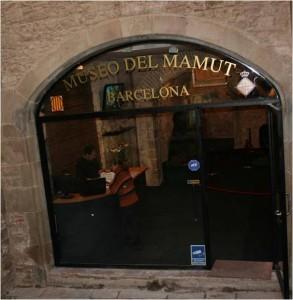 Un paseo por el Museo del Mamut en Barcelona