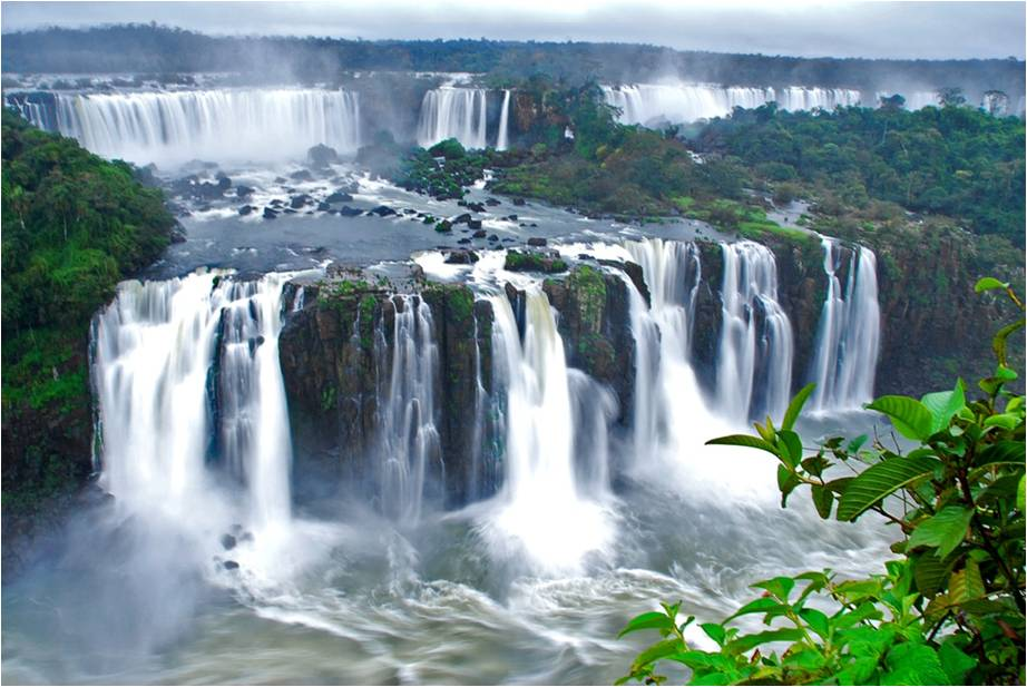 Entre Argentina y Brasil, las Cataratas del Iguazú - TipsViajeros