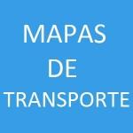 MAPAS DE TRANSPORTE