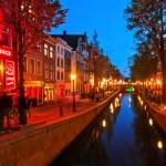 Visita el Barrio Rojo de Ámsterdam
