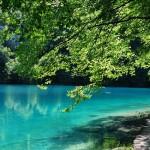Visita el Parque Natural de los Lagos de Plitvice en Croacia