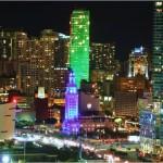 La vida nocturna en Miami no se detiene