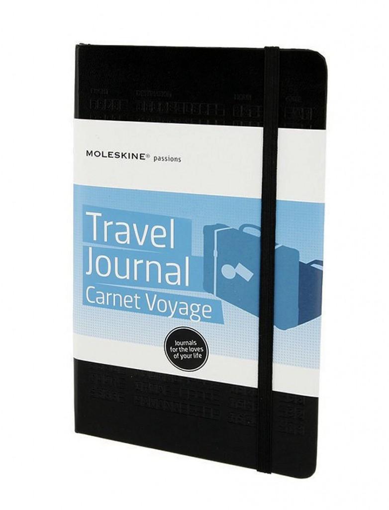 cuaderno de viaje Moleskine
