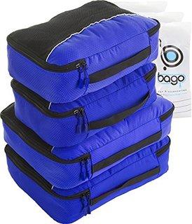 cubos de equipaje bago