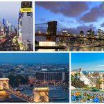 Las 10 ciudades más divertidas del mundo