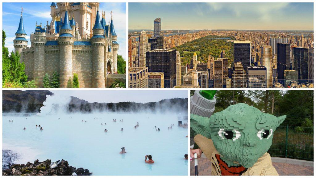 10 lugares para visitar con niños