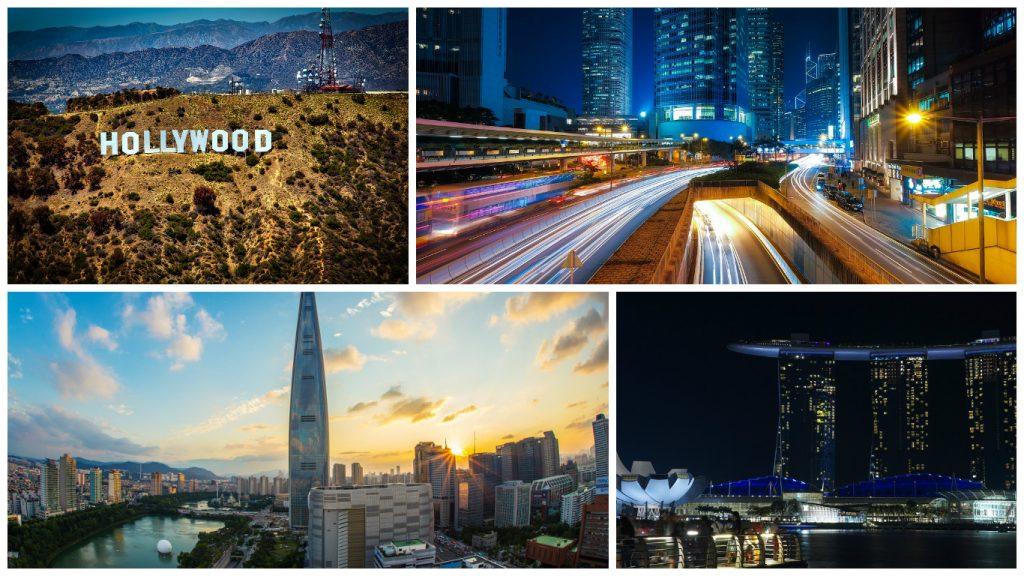 Las 10 ciudades más caras del mundo