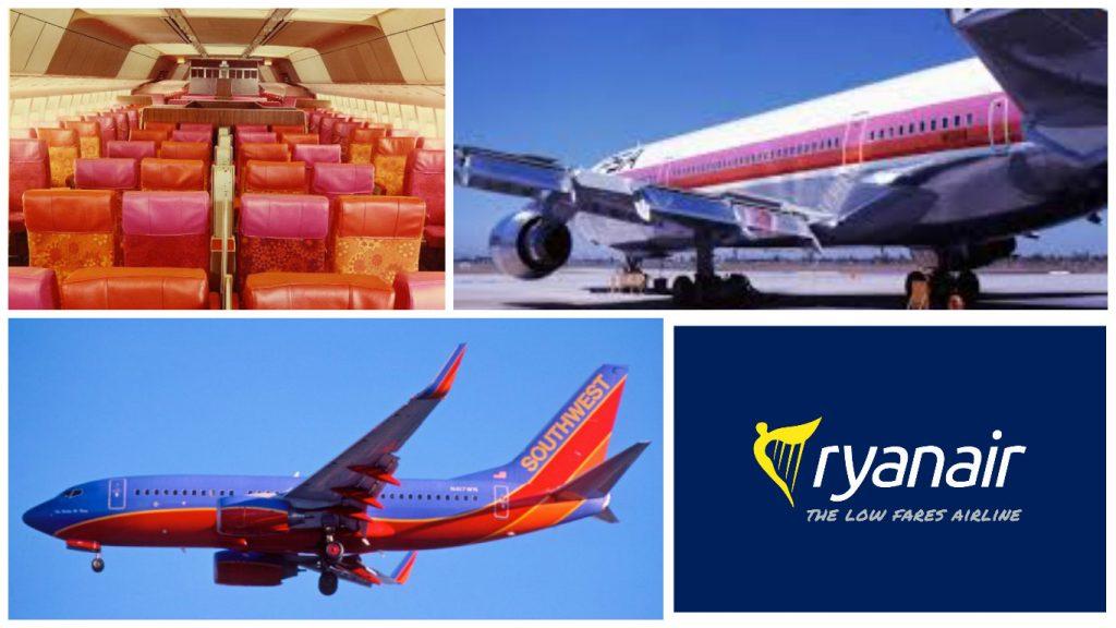 Las 3 primeras aerolíneas low cost