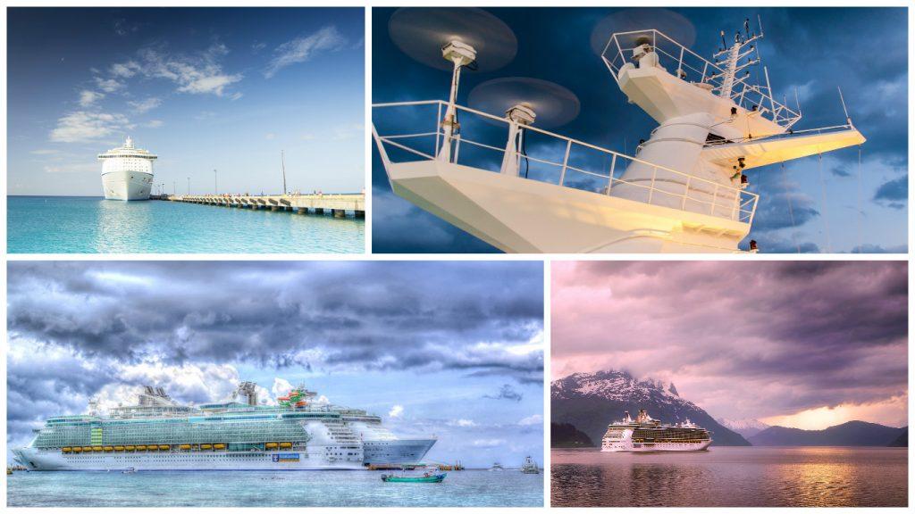 Los 7 cruceros más grandes