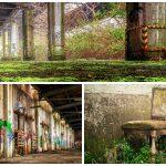 Conoce los 10 lugares abandonados más impresionantes