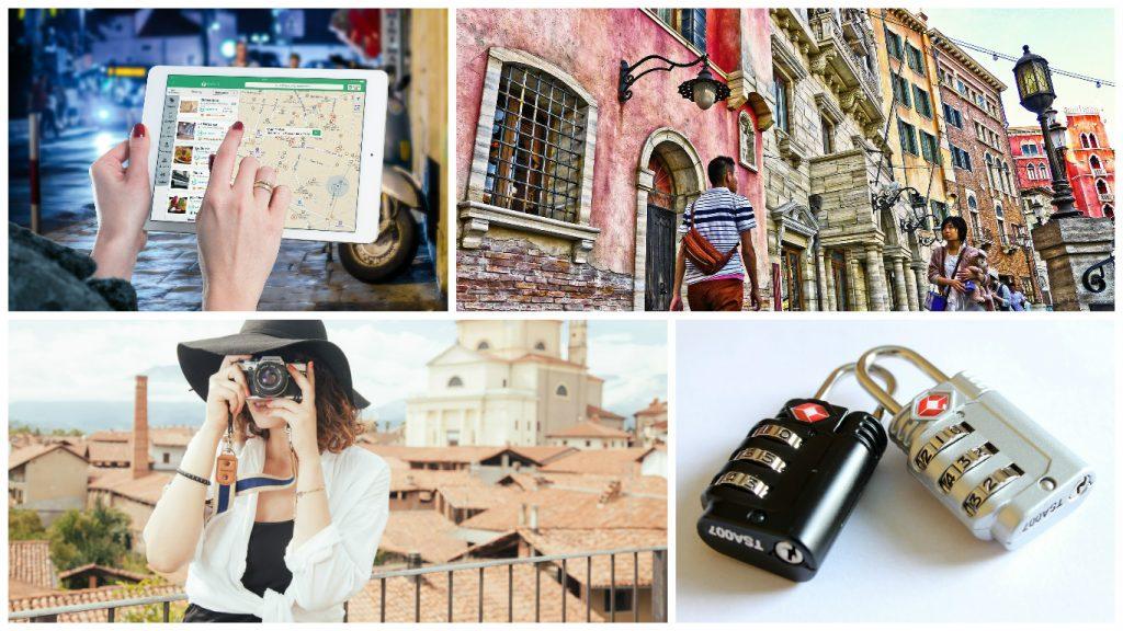 15 errores comunes de viaje