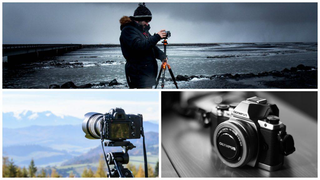 Trípode para fotografiar nuestros viajes