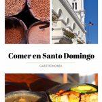 Comer en Santo Domingo