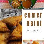 Qué comer en Delhi