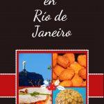 Comer en Río de Janeiro