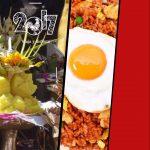 Comer en Yakarta