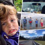 Cómo disfrutar (y no solo sobrevivir) a un viaje familiar por carretera